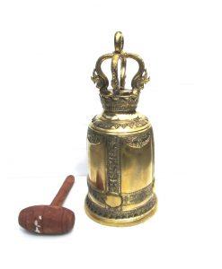 ระฆังทองเหลือง ขนาด 3 กำ