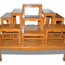โต๊ะหมู่บูชาไม้สักทอง 9 หน้า 9