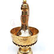 ที่กรวดน้ำทองเหลือง,ราคา ทองเหลือง,เครื่องทองเหลือง,ที่กรวดน้ำ